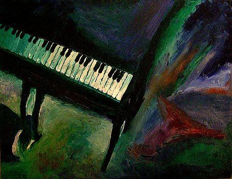 piano-Moonlight Sonata