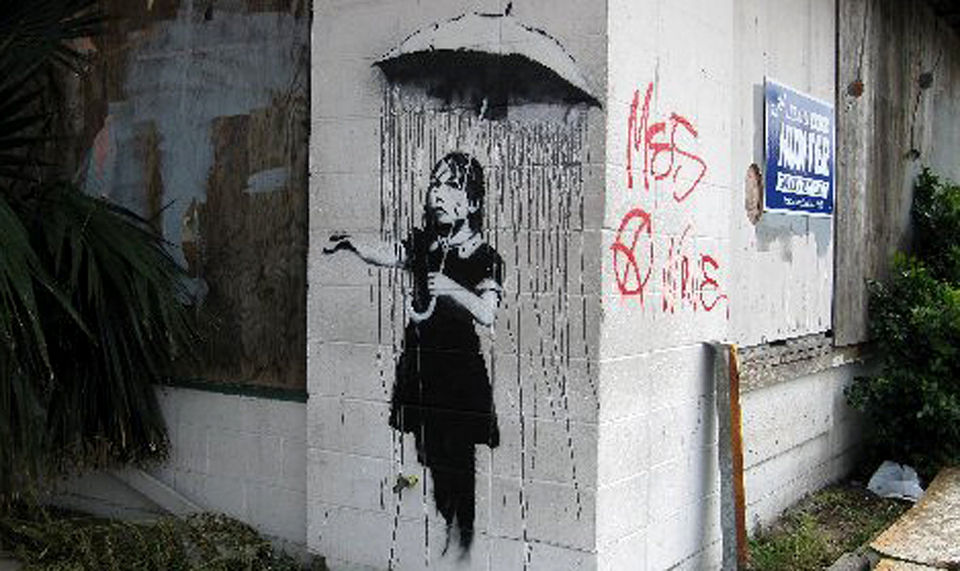 thesis banksy Hello forums mi logo slider (free) banksy research paper this topic is: not resolved tagged: banksy research paper kirsten hacker thesis.